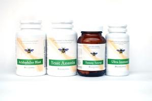 anti yeast