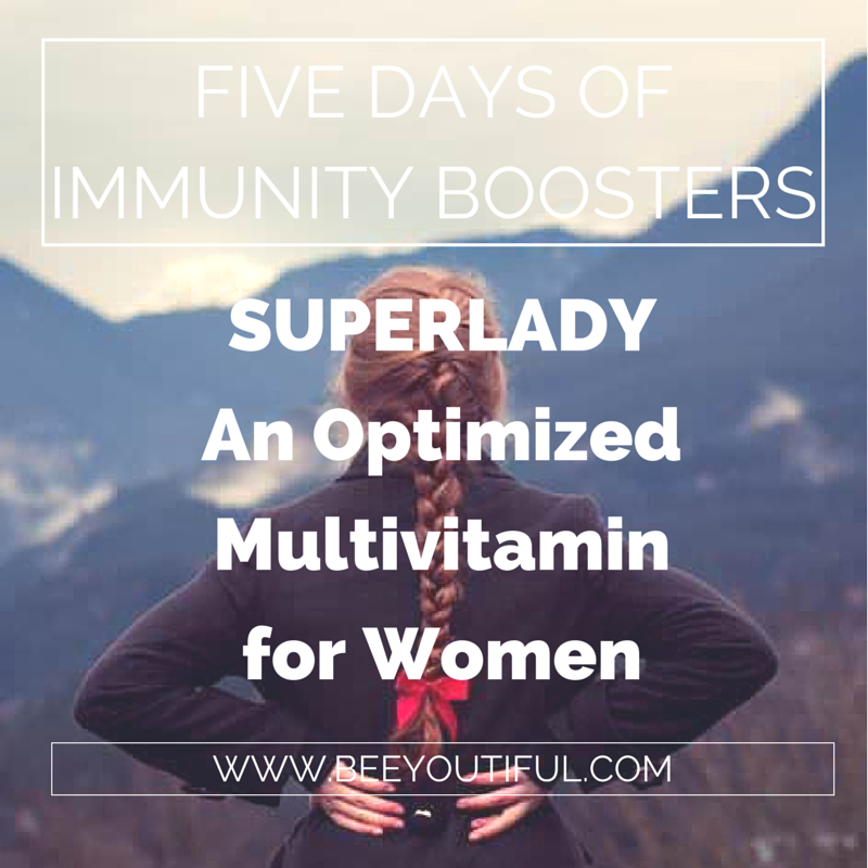 SuperLady: An Optimized Multivitamin for Women from Beeyoutiful
