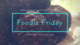 Foodie Friday: Sweet Treat Snack Ball Recipes