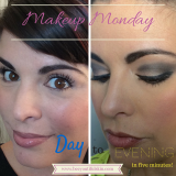 Makeup Monday: Day-To-Night Makeup in 5 Minutes