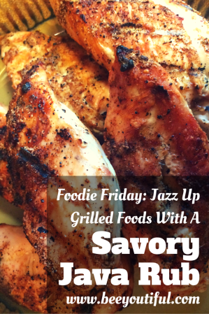 #FoodieFriday- Savory Java Rub from Beeyoutiful.com