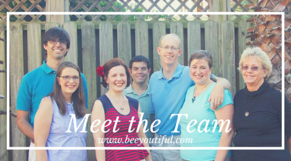 Meet the Team from Beeyoutiful.com