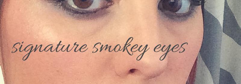 #MakeupMonday: Signature Smokey Eyes from BeeyoutifulSkin.com
