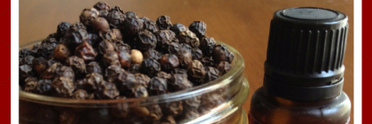 #HowToTuesday- 8 Simple Ways to Put Black Pepper #EssentialOil to Work For You from Beeyoutiful.com
