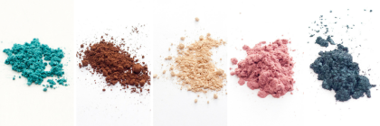 BeeyoutifulSkin pure mineral makeup powders
