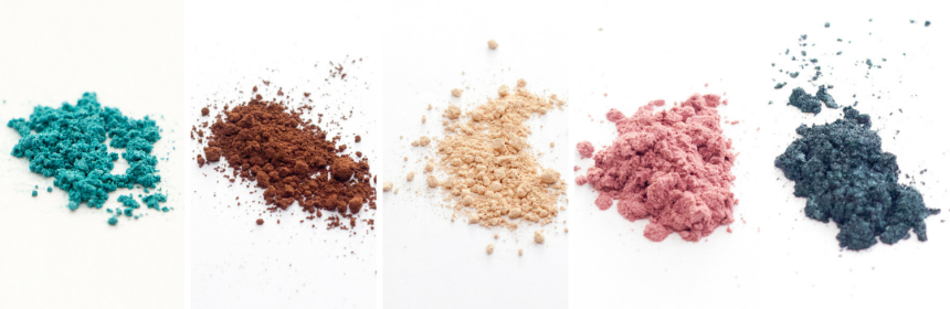 BeeyoutifulSkin pure mineral makeup powders