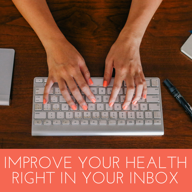 Get Beeyoutiful Health Emails