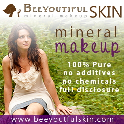 BeeyoutifulSkin Mineral Makeup 100% Pure and Full Disclosure