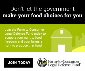 We Support the Farm-to-Consumer Legal Defense Fund